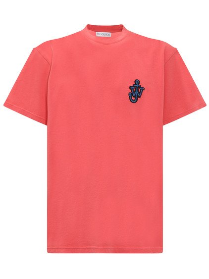 T-Shirt with Anchor Logo image