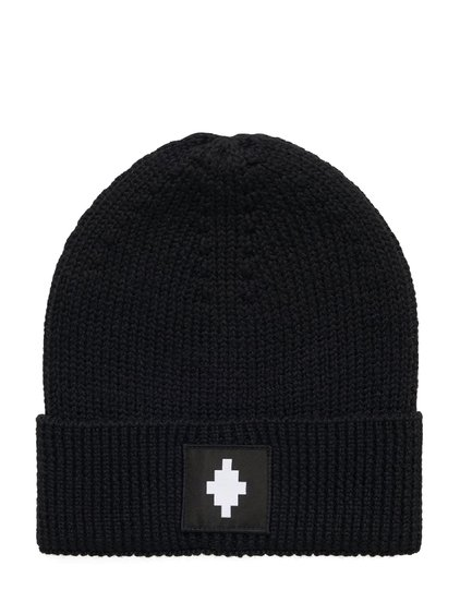 Beanie with Patch Logo image