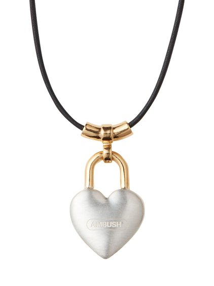 Heart Charm Necklace image
