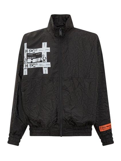 Windproof Crinkled Jacket TYVEK image