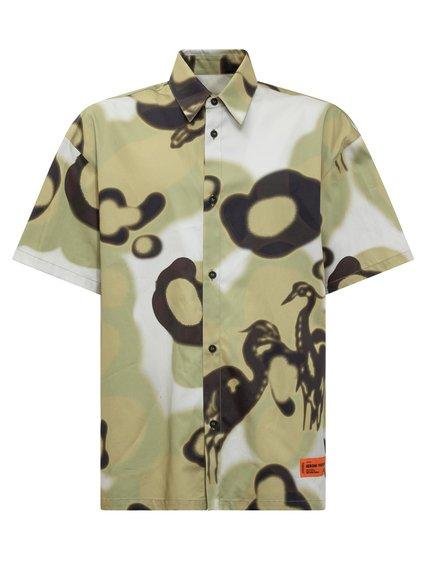Shirt Heron Camou Bowling image