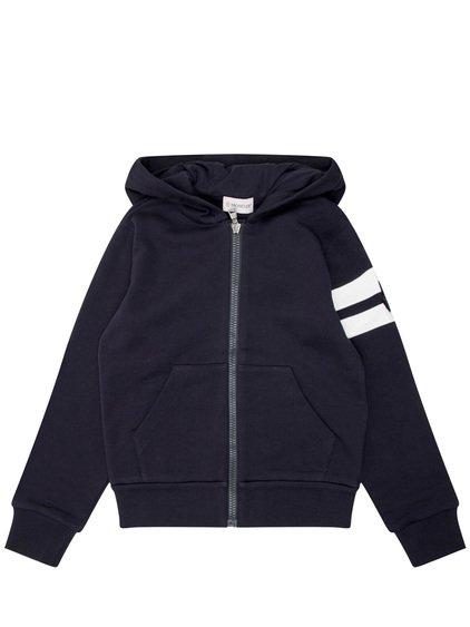 Knitwear Cardigan with Hood image