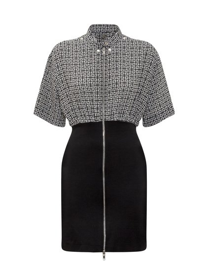 Dress with G Pattern image