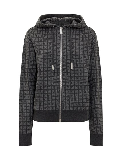 Sweater with G Pattern image