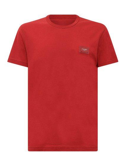 Crewneck T-Shirt with Logo image