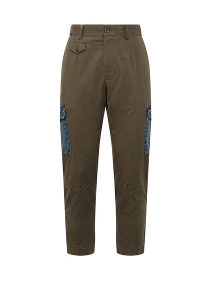Trousers with Jeans Pockets image