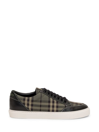 Low Top Sneaker New Salmond Check image