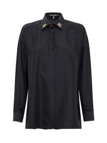 Habotay Silk Shirt image