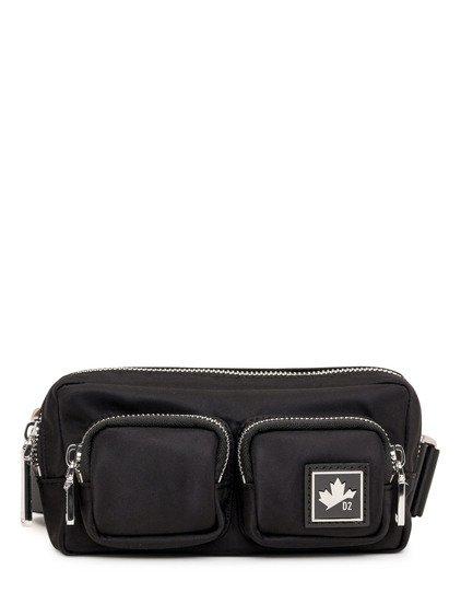 Belt Bag Nylon Label image