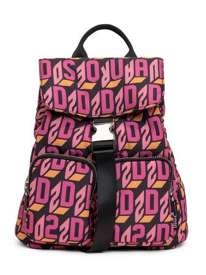 Padded Nylon Backpack image