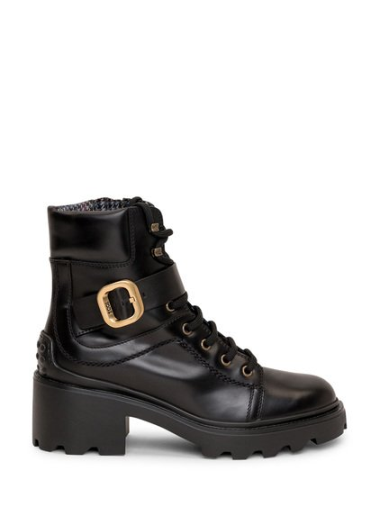 Ankle Boot with Buckle image
