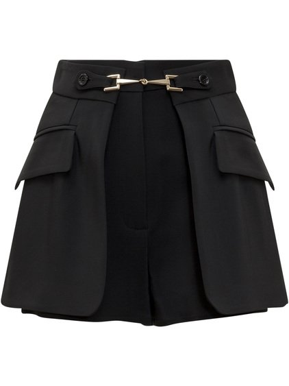 Shorts with Simil Skirt image