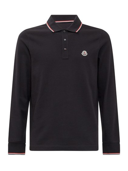 Polo with Long Sleeves image