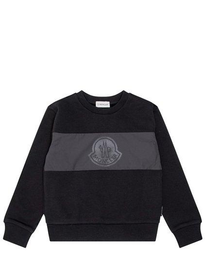 Crewneck Sweater with Logo image