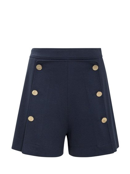 Shorts with Buttons image