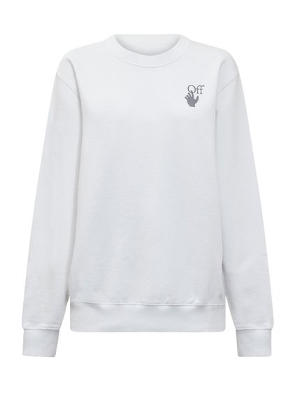 Chine Arrows Crewneck Sweatshirt image