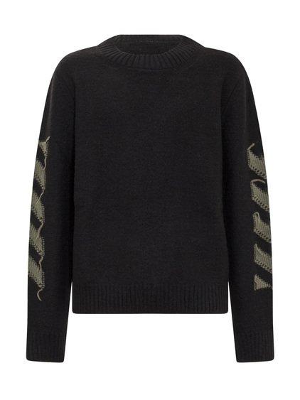 Reverse Arrow Diagonal Knitwear image