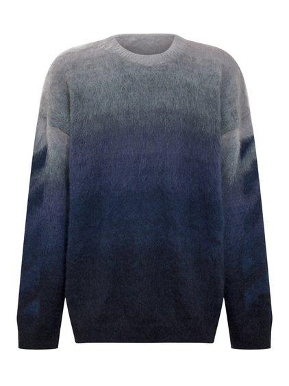 Diagonal Brushed Knitwear image