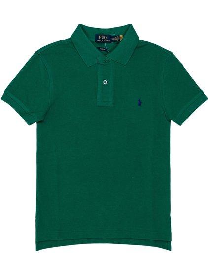 Polo Shirt with Logo image