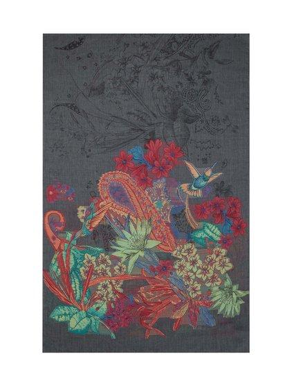 Floral Scarf image