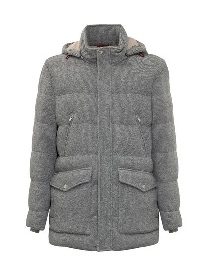 Parka with Zip and Hood image