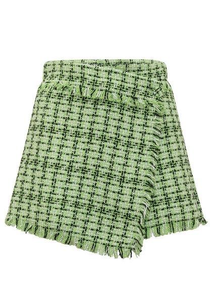 Tweed Shorts image