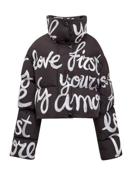 Nylon Down Jacket image