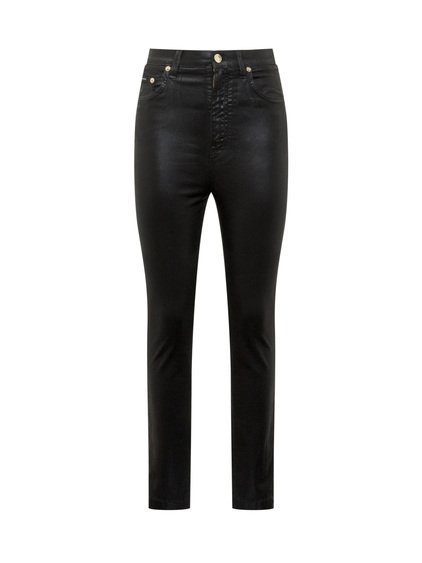 Denim Jeans Laminate image