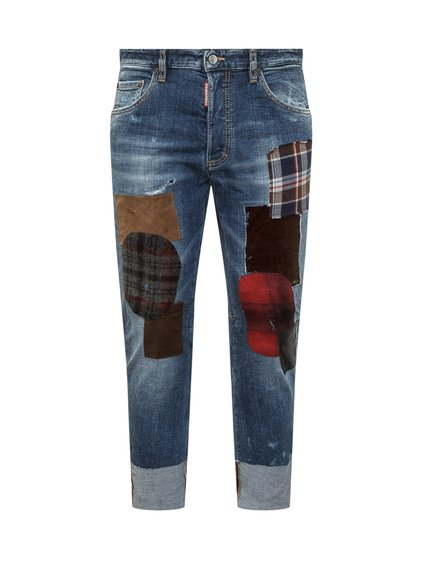 Jeans with Patches image