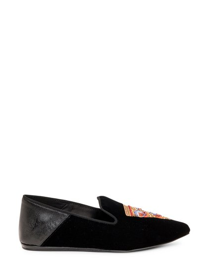 Junkford Fabric Loafer image