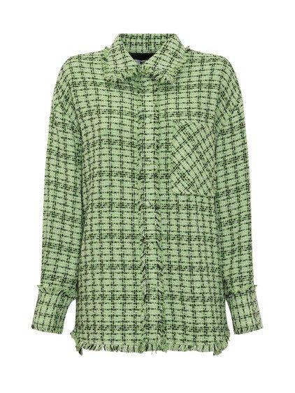 Shirt in Tweed image
