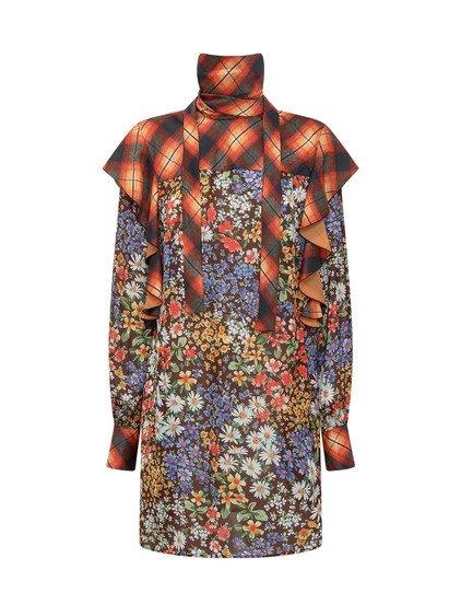 Ruffle Bow Dress image
