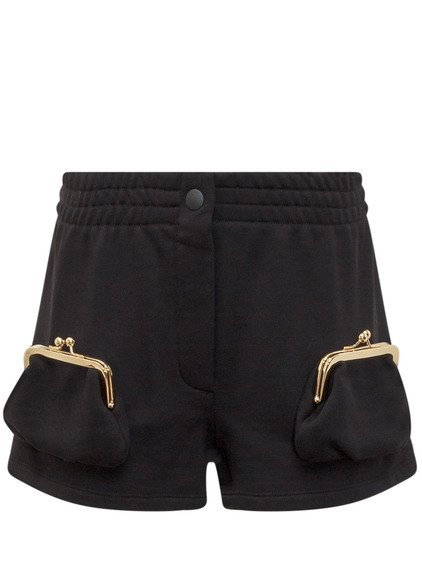 Shorts with Pochette and Logo image