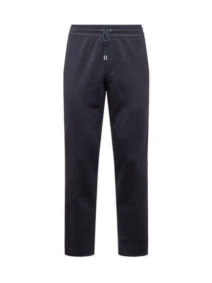 Sweatpants with Side Logoed Bands image