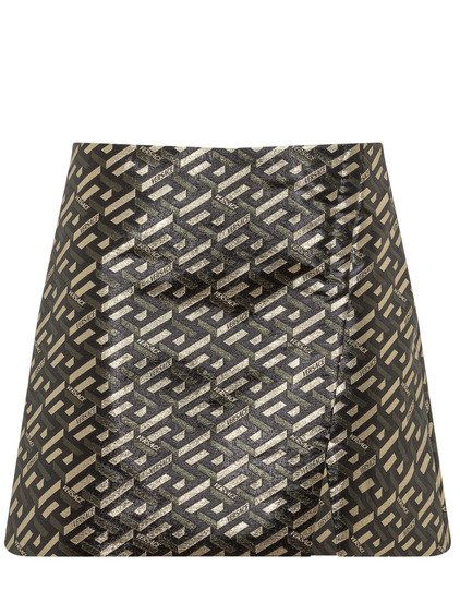 Skirt in Jacquard image