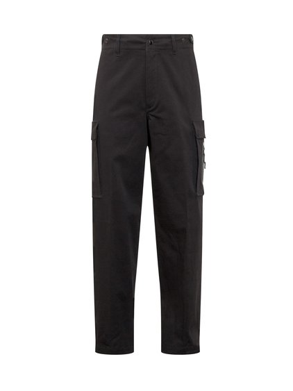 Trousers with Pockets and Logo image