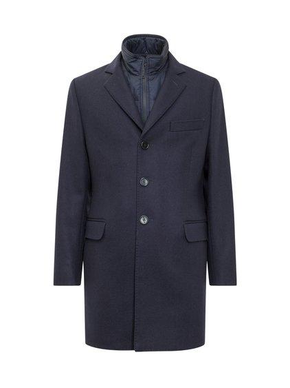 Coat with Gilet image