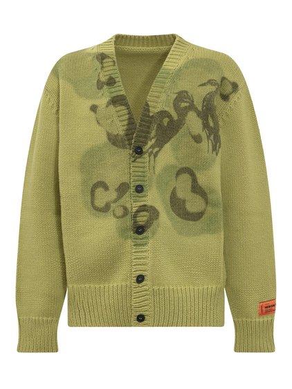 Heavy Knit Cardigan image
