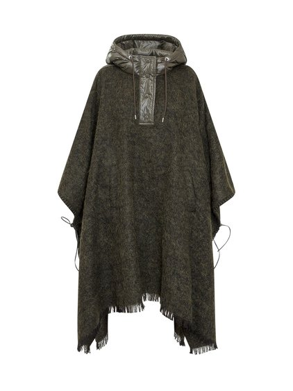 Cape with Padded Hood image