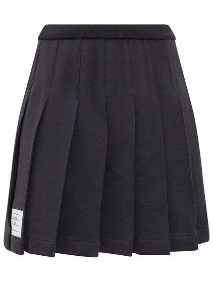 Mini Pleated Skirt image