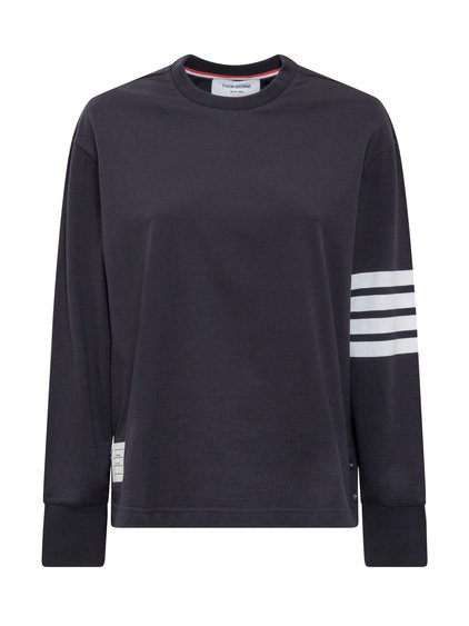 Oversize T-Shirt with Long Sleeves image