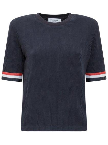 Crewneck T-Shirt Elastic image