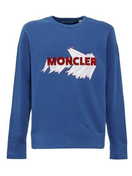 2 Moncler 1952 Crewneck Sweatshirt with Logo image