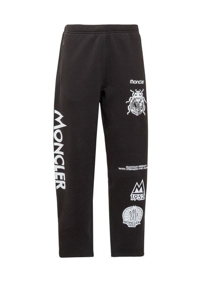 2 Moncler 1952 Jersey Trousers image