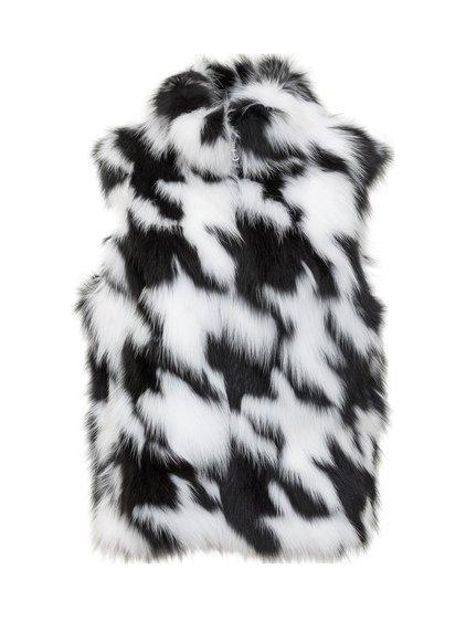 Anna Vest in Fox Fur image