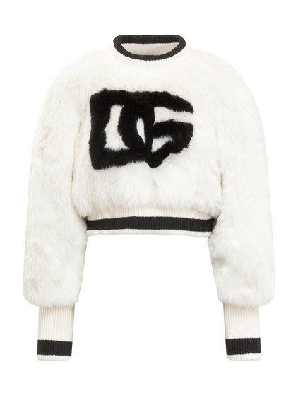 Sweatshirt with Fur image