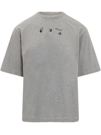 T-Shirt with Negative Mark Arrow image