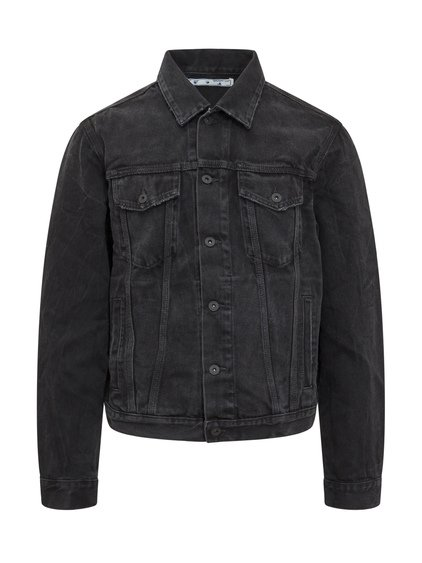 Jeans Jacket with Arrow image
