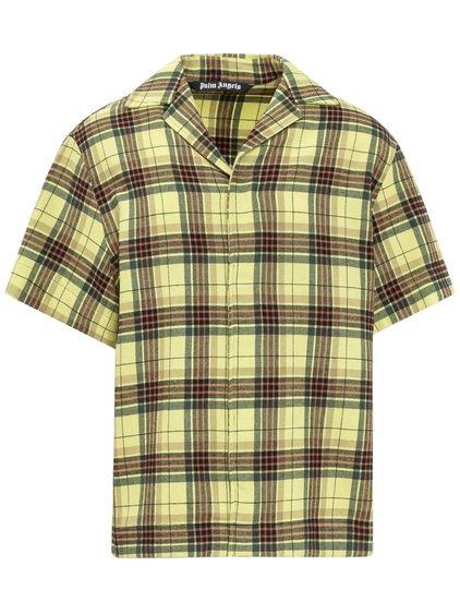 Curved Logo Bowling Shirt image