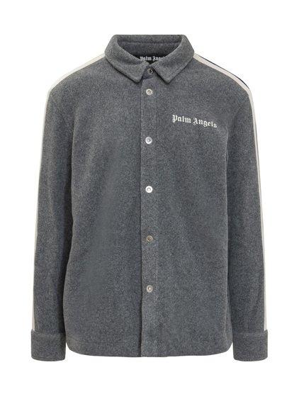 Wool Track Shirt image